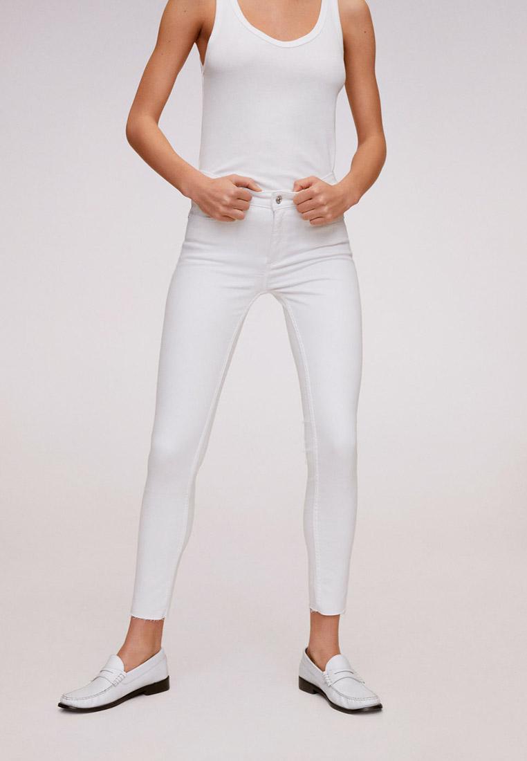 Зауженные джинсы Mango (Манго) 67025917