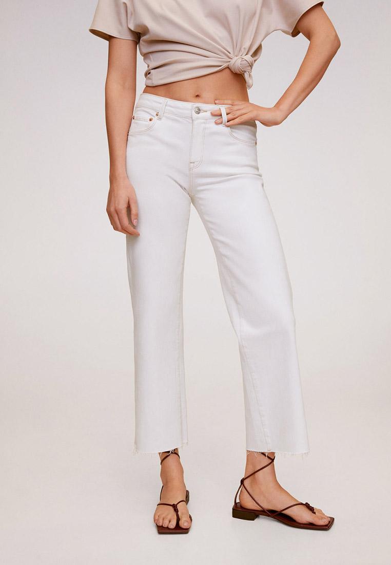 Прямые джинсы Mango (Манго) 67005663