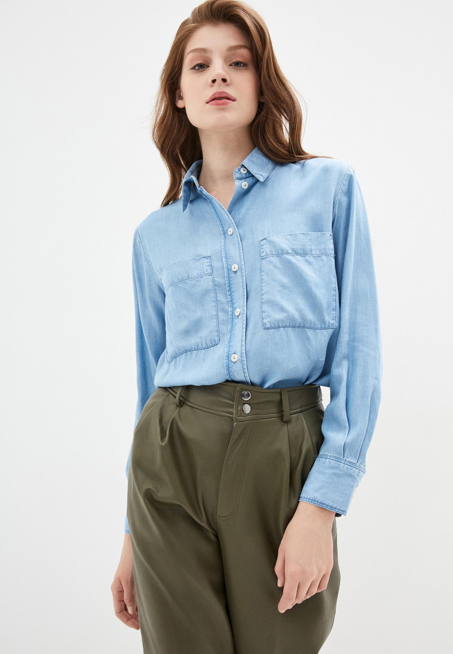 Женские джинсовые рубашки Mango (Манго) 67025971
