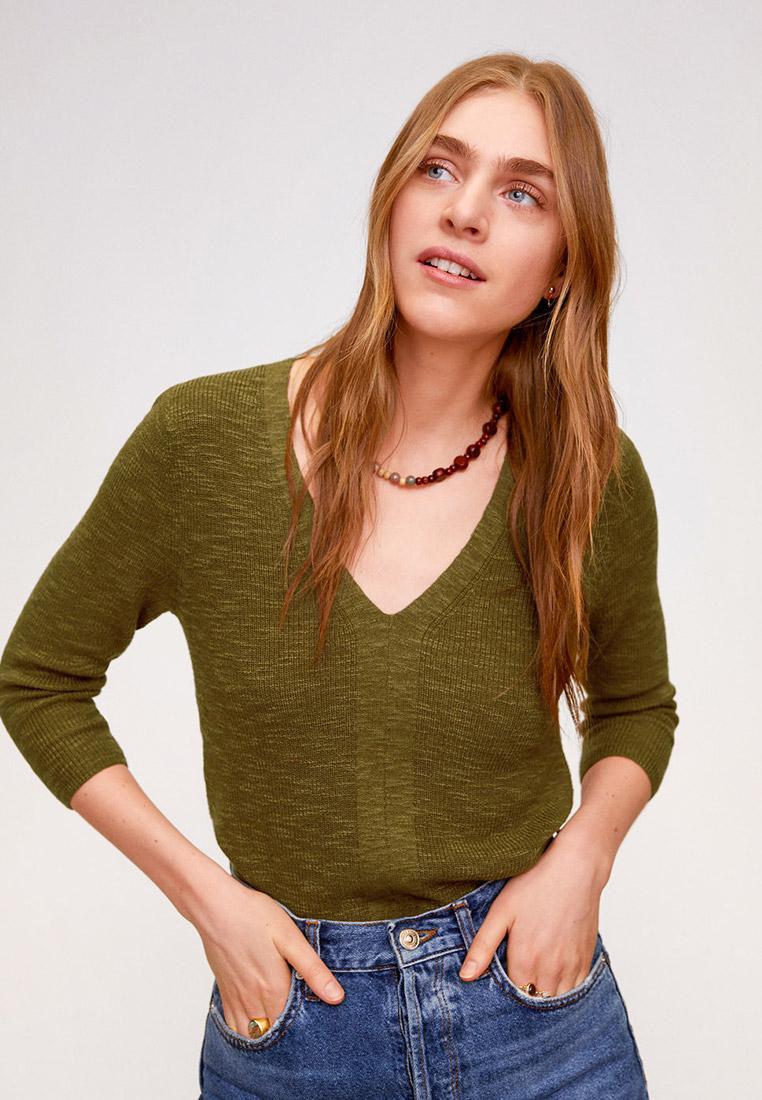 Пуловер Mango (Манго) 67025918