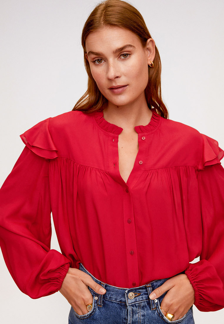 Блуза Mango (Манго) 67025973