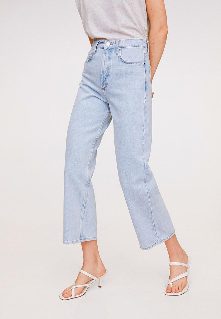 Прямые джинсы Mango (Манго) 67085922