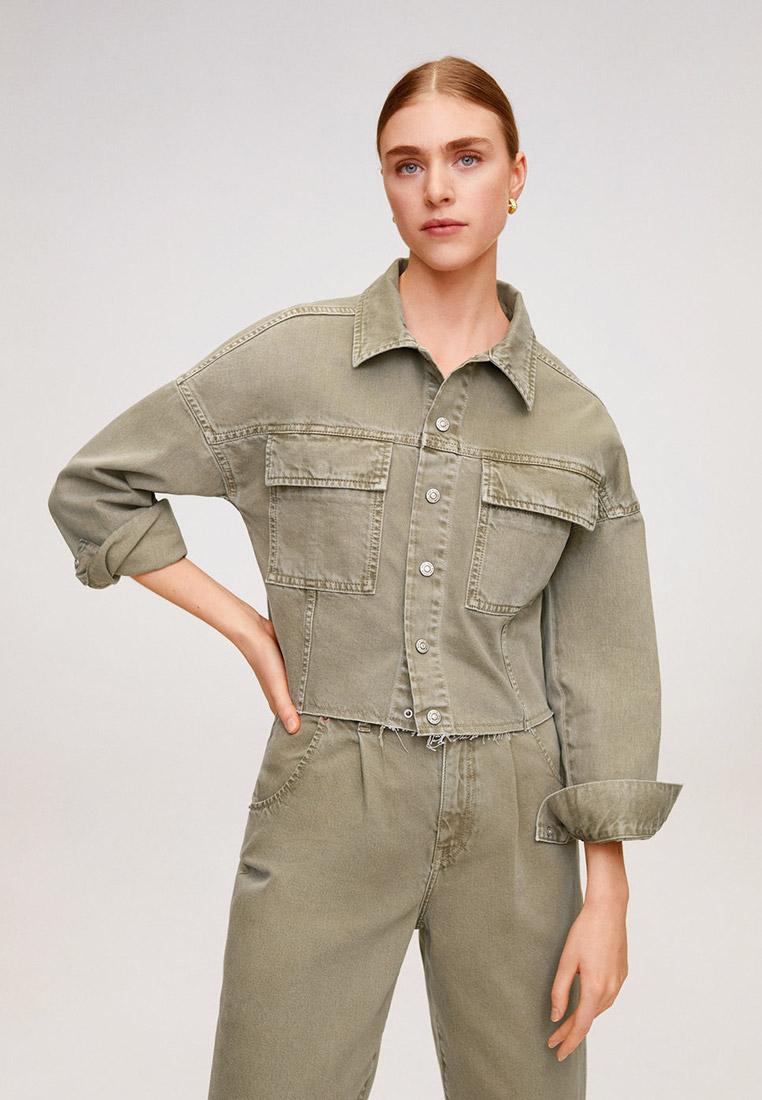 Джинсовая куртка Mango (Манго) 67066716