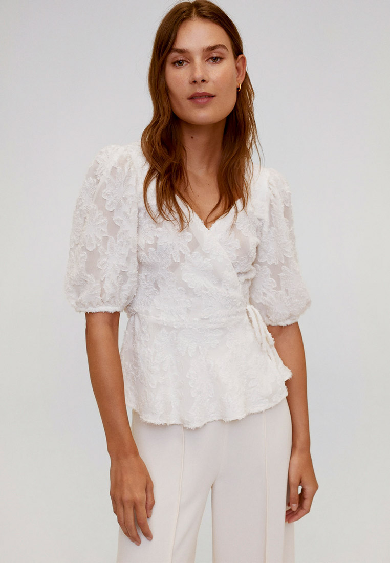 Блуза Mango (Манго) 67077657