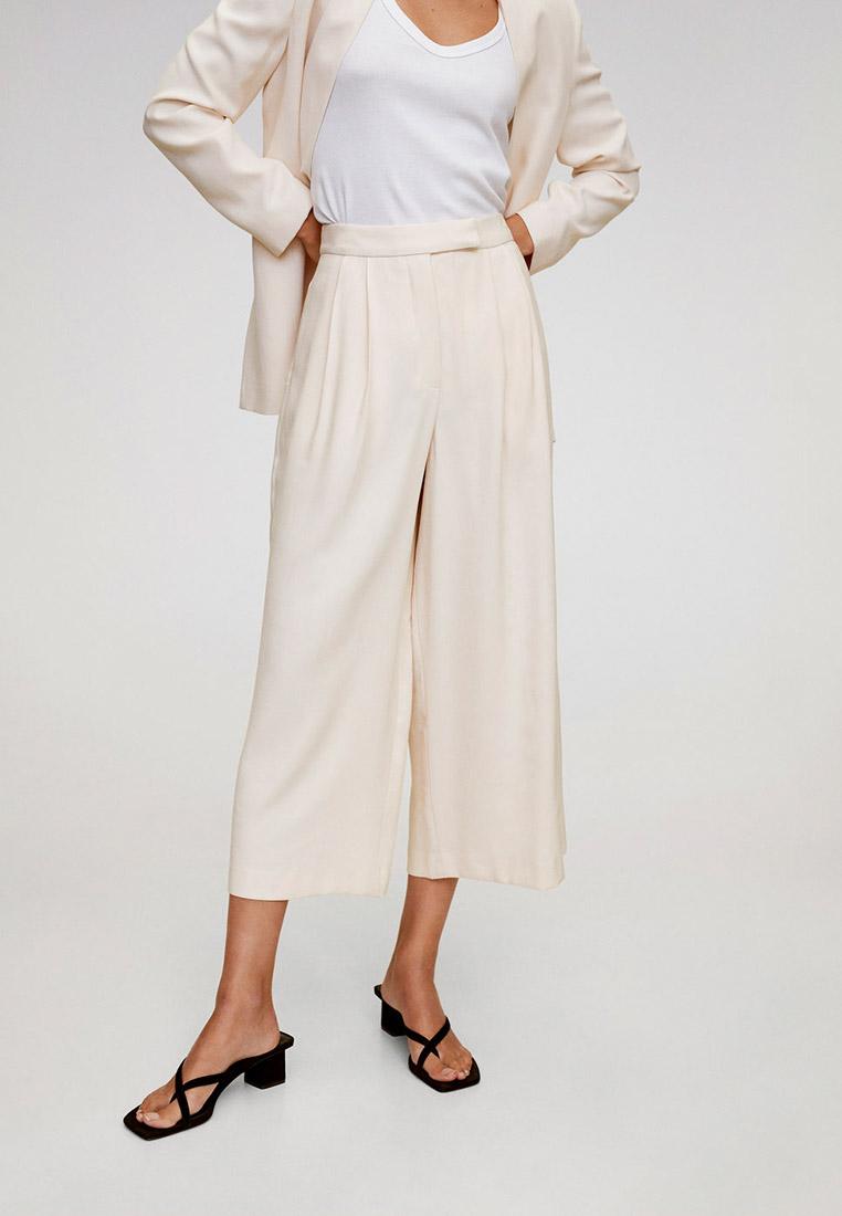 Женские широкие и расклешенные брюки Mango (Манго) 67065965