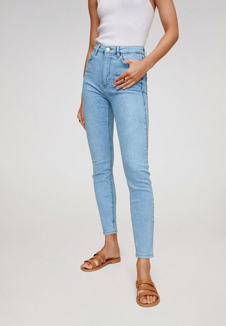 Зауженные джинсы Mango (Манго) 67016711