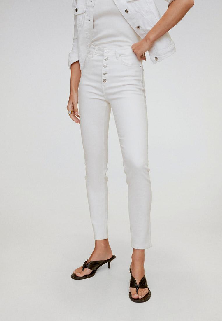 Зауженные джинсы Mango (Манго) 67050242