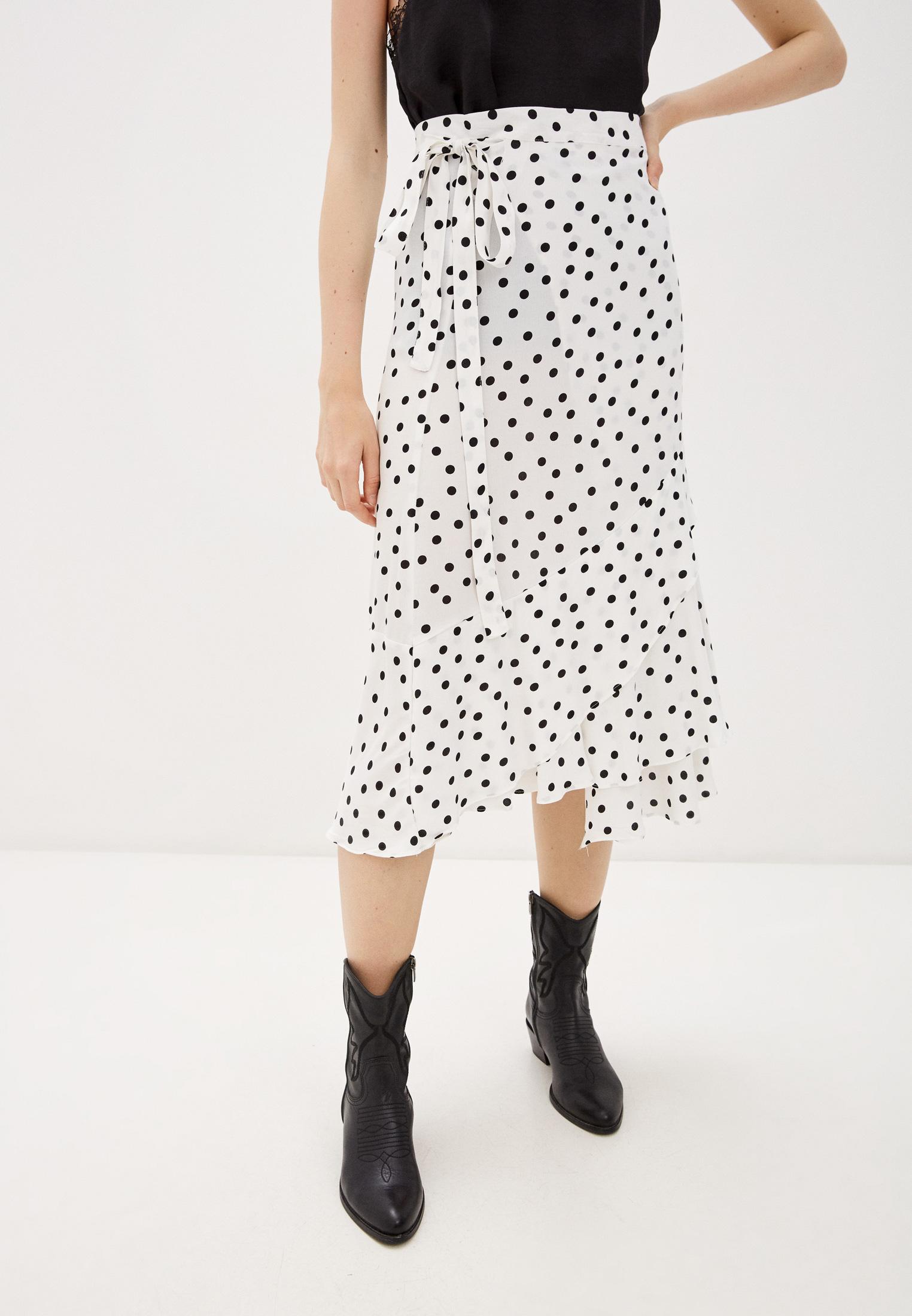 Широкая юбка Mango (Манго) 67016720