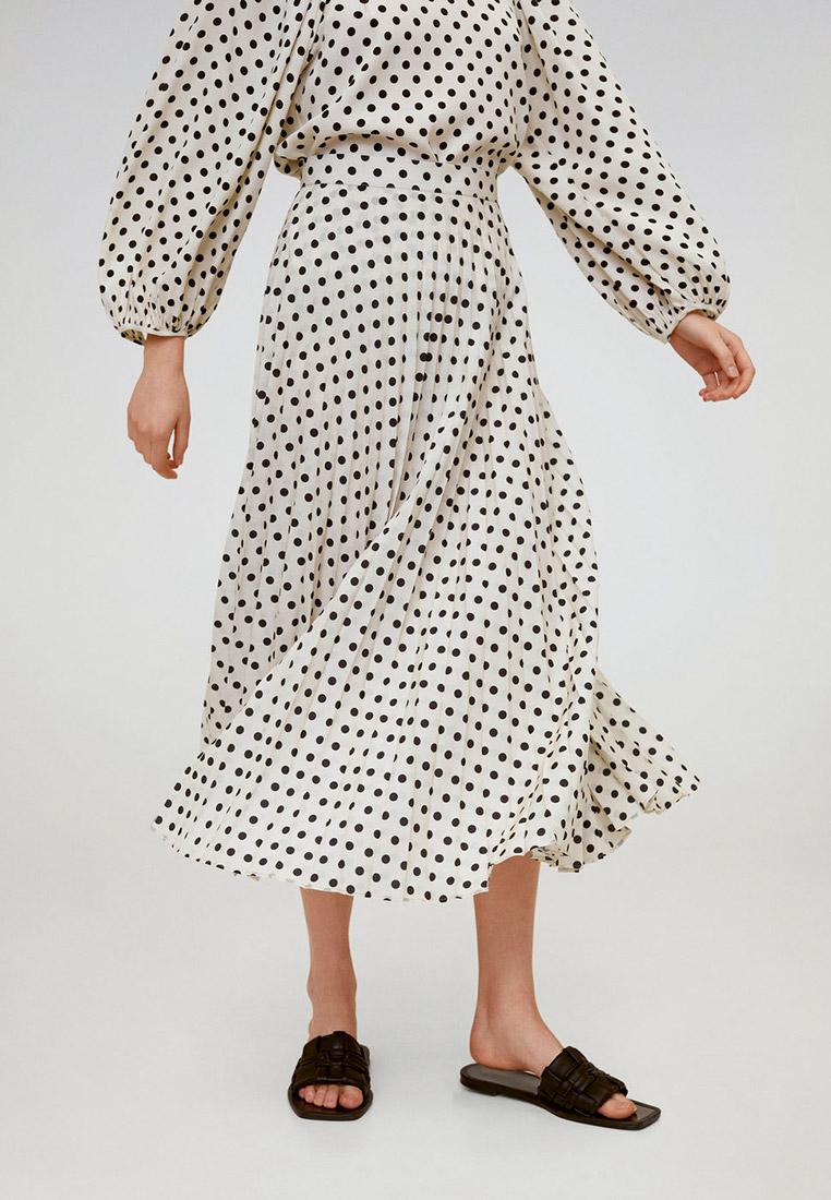 Широкая юбка Mango (Манго) 67036706