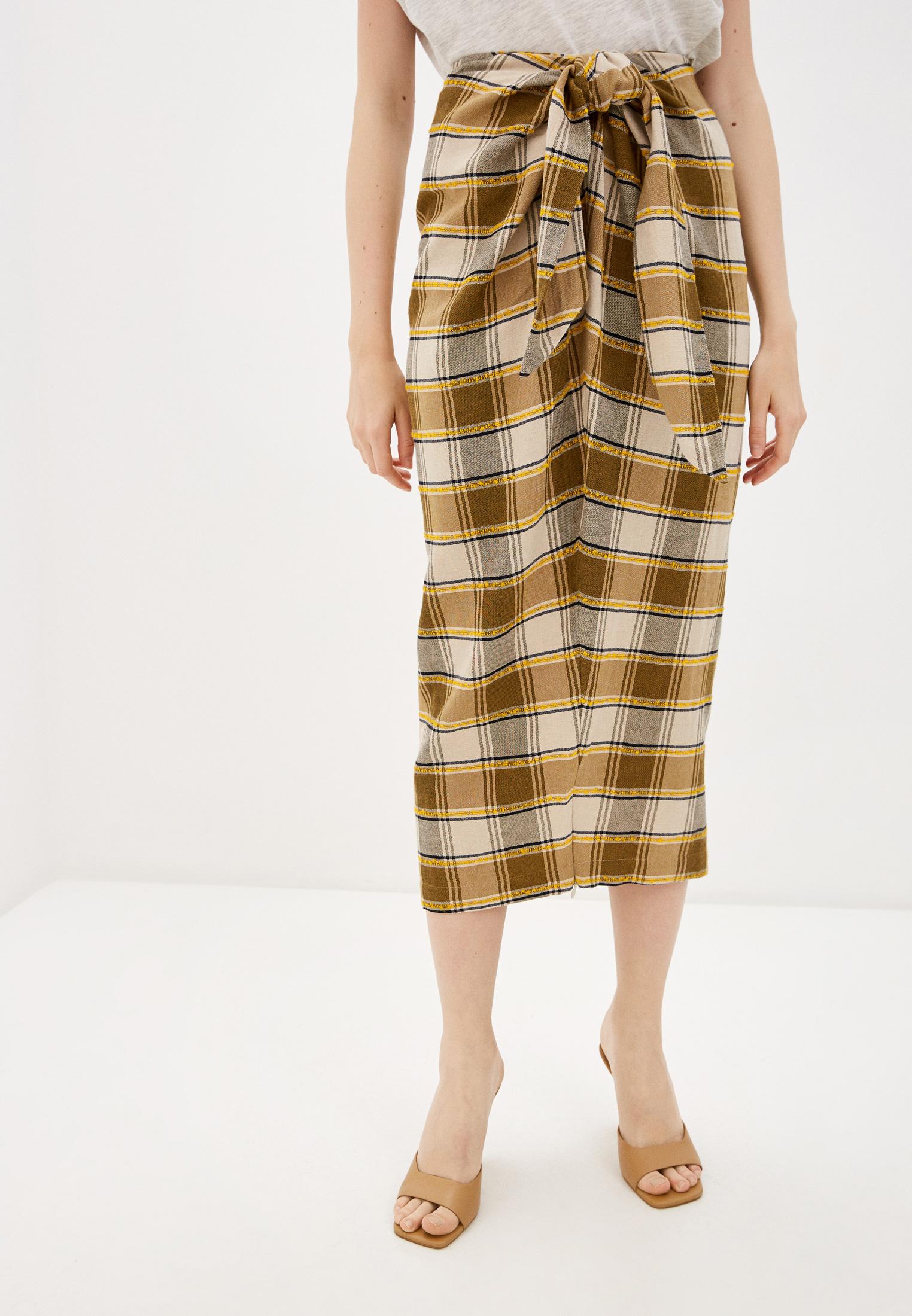 Прямая юбка Mango (Манго) 67052904
