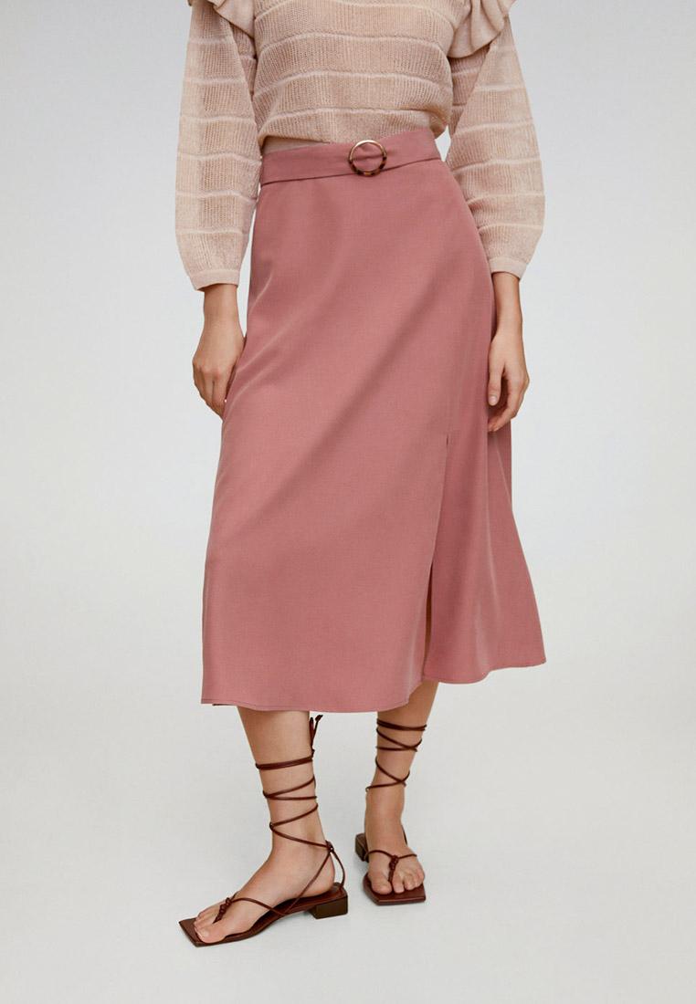 Широкая юбка Mango (Манго) 67067664