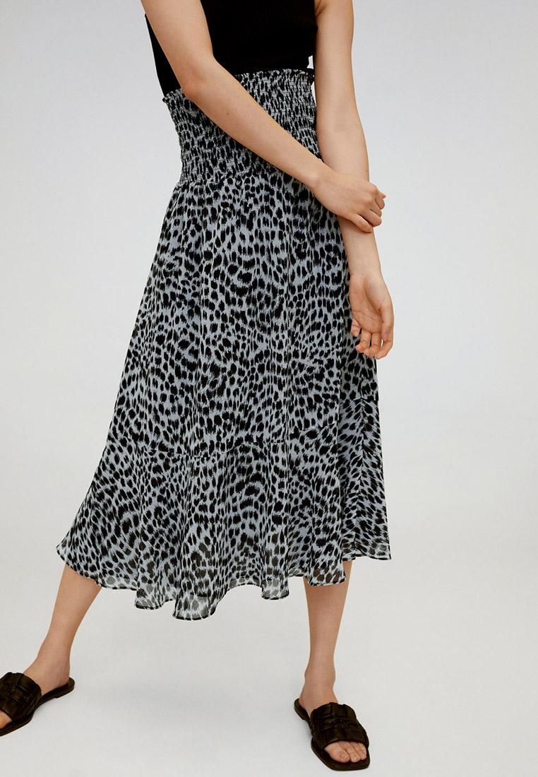 Широкая юбка Mango (Манго) 67047662
