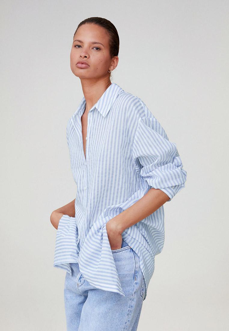 Женские рубашки с длинным рукавом Mango (Манго) 67019027