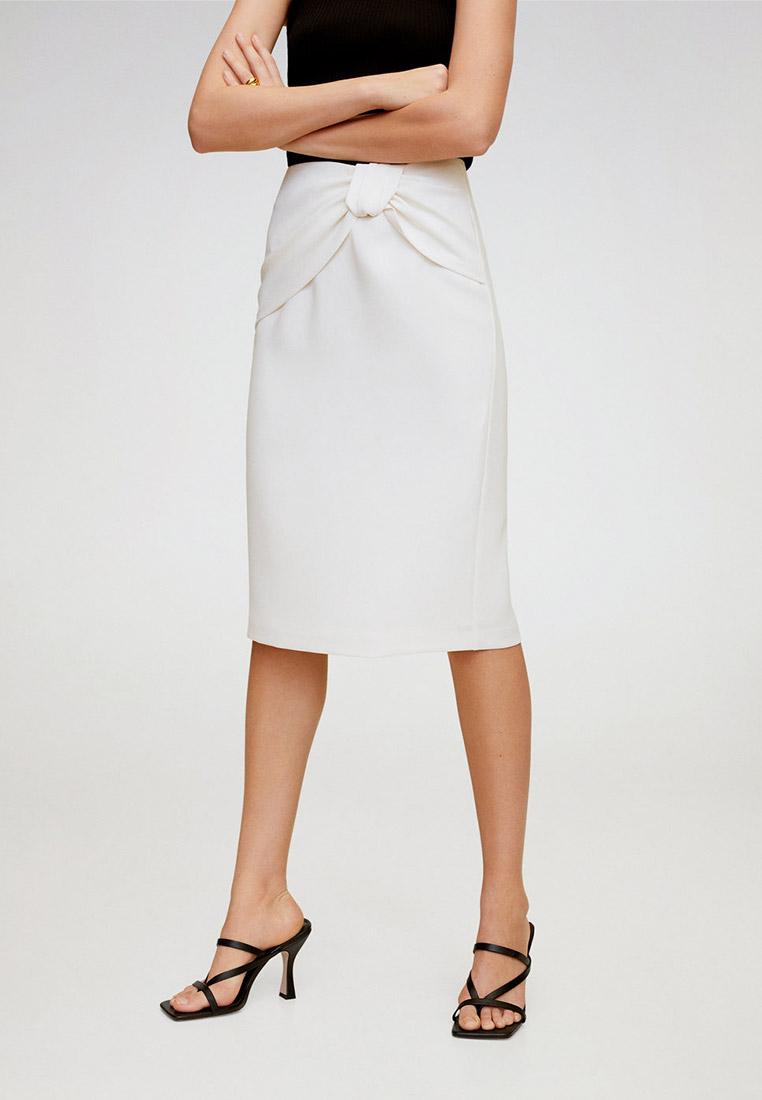 Прямая юбка Mango (Манго) 67097669