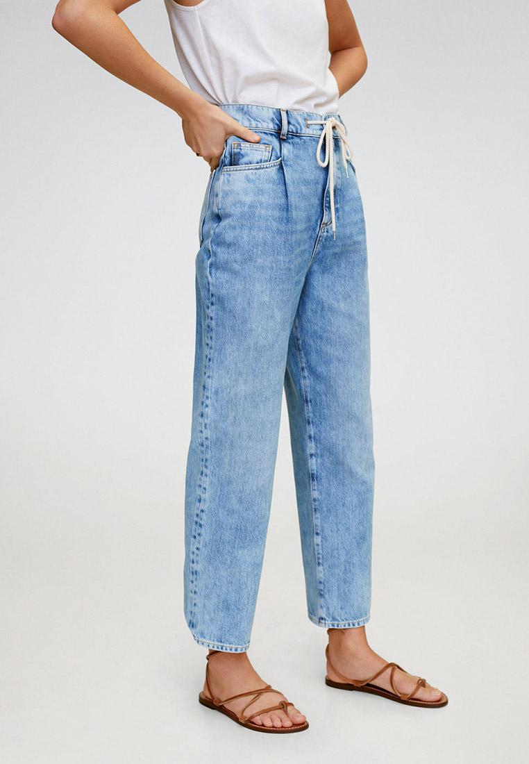 Широкие и расклешенные джинсы Mango (Манго) 67087671