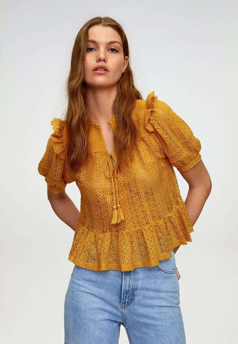Блуза Mango (Манго) 67037893