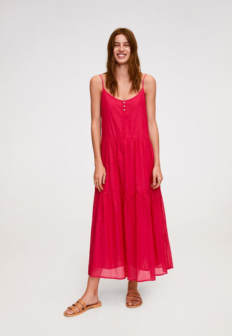Женские платья-сарафаны Mango (Манго) 67019214