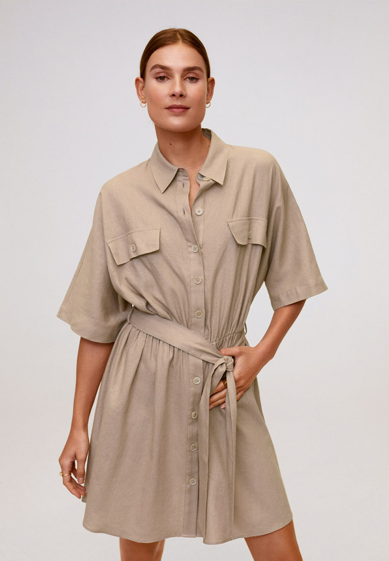 Платье Mango (Манго) 67059208