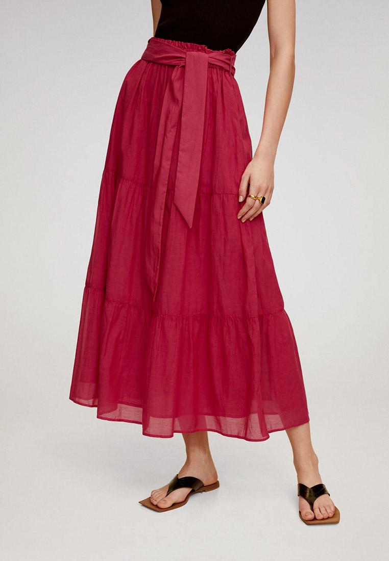 Широкая юбка Mango (Манго) 67069208