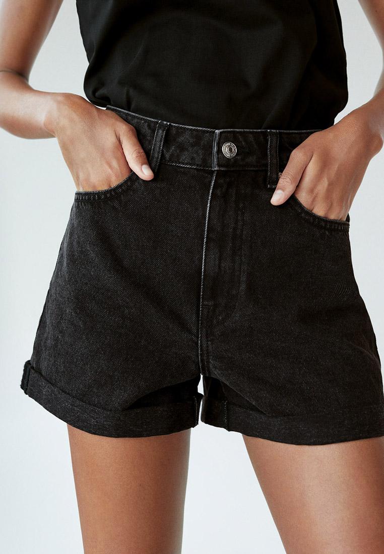 Женские джинсовые шорты Mango (Манго) 77010036