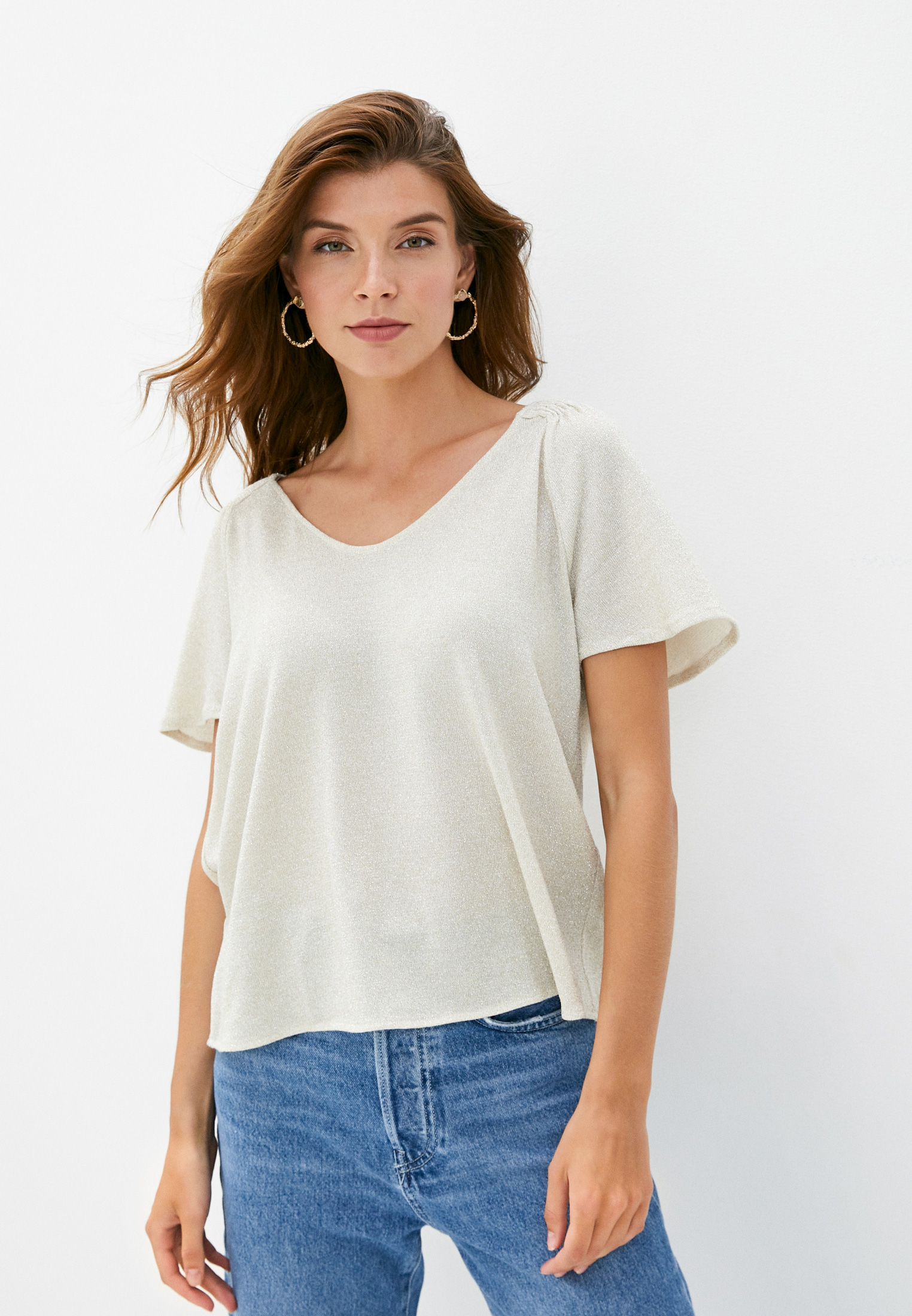 Блуза Mango (Манго) 67908636