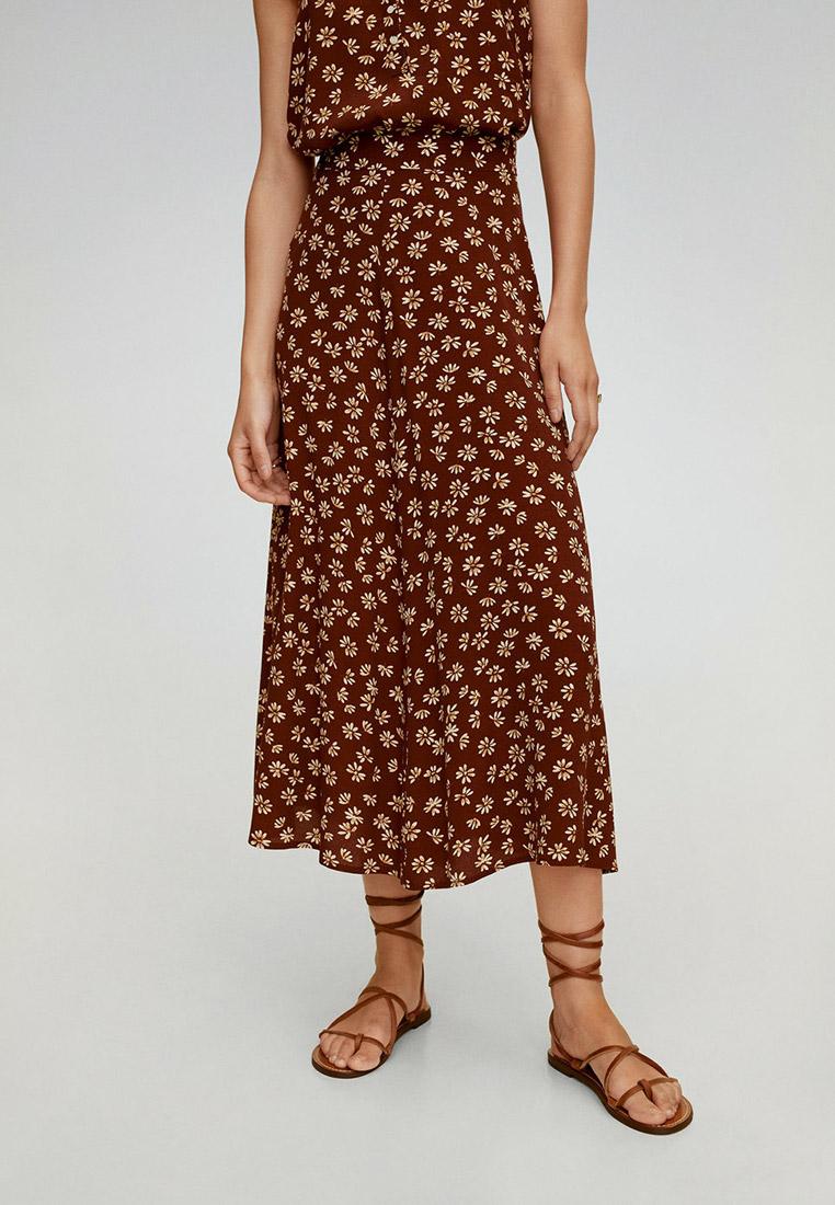 Широкая юбка Mango (Манго) 77092512
