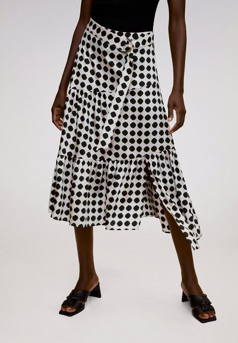 Широкая юбка Mango (Манго) 67069214