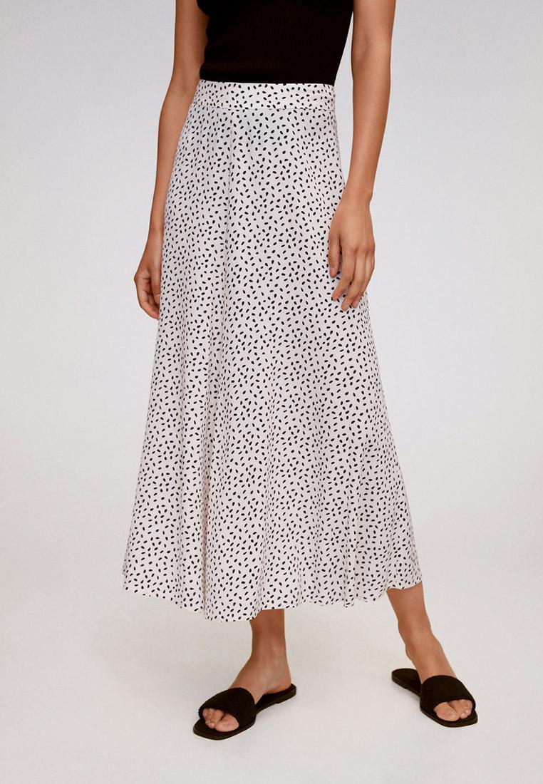 Широкая юбка Mango (Манго) 67064414