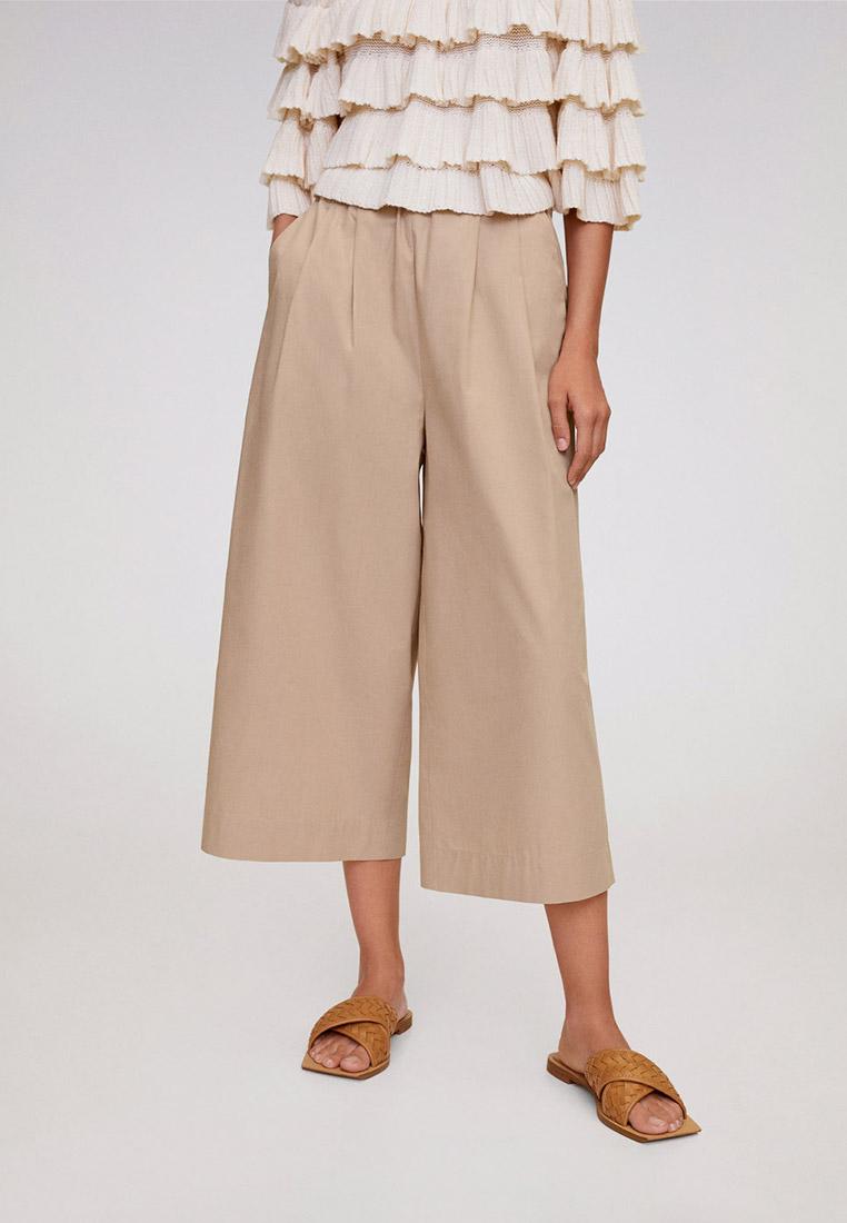 Женские широкие и расклешенные брюки Mango (Манго) 67029219