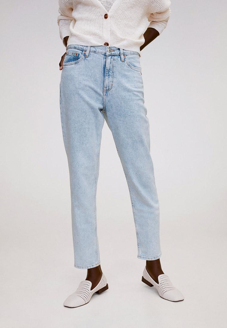 Прямые джинсы Mango (Манго) 77000529