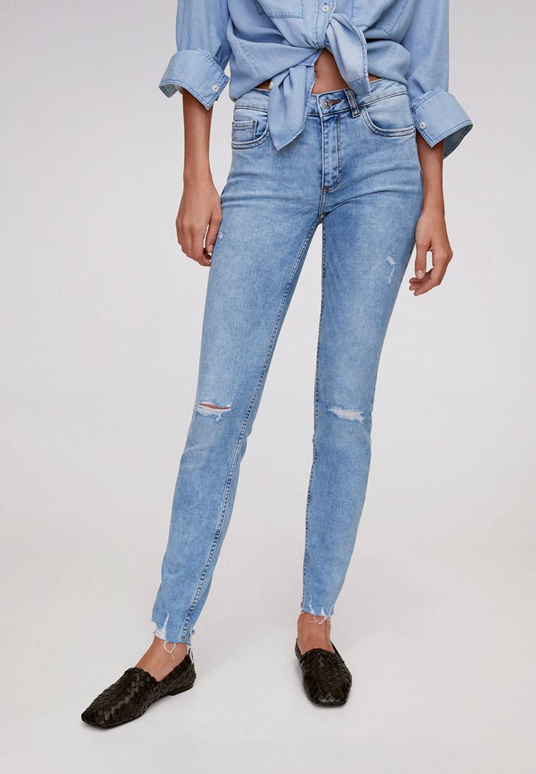 Зауженные джинсы Mango (Манго) 77000519