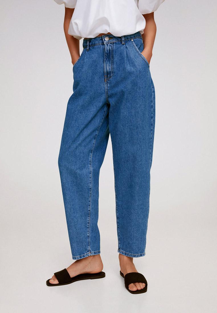 Широкие и расклешенные джинсы Mango (Манго) 77050562