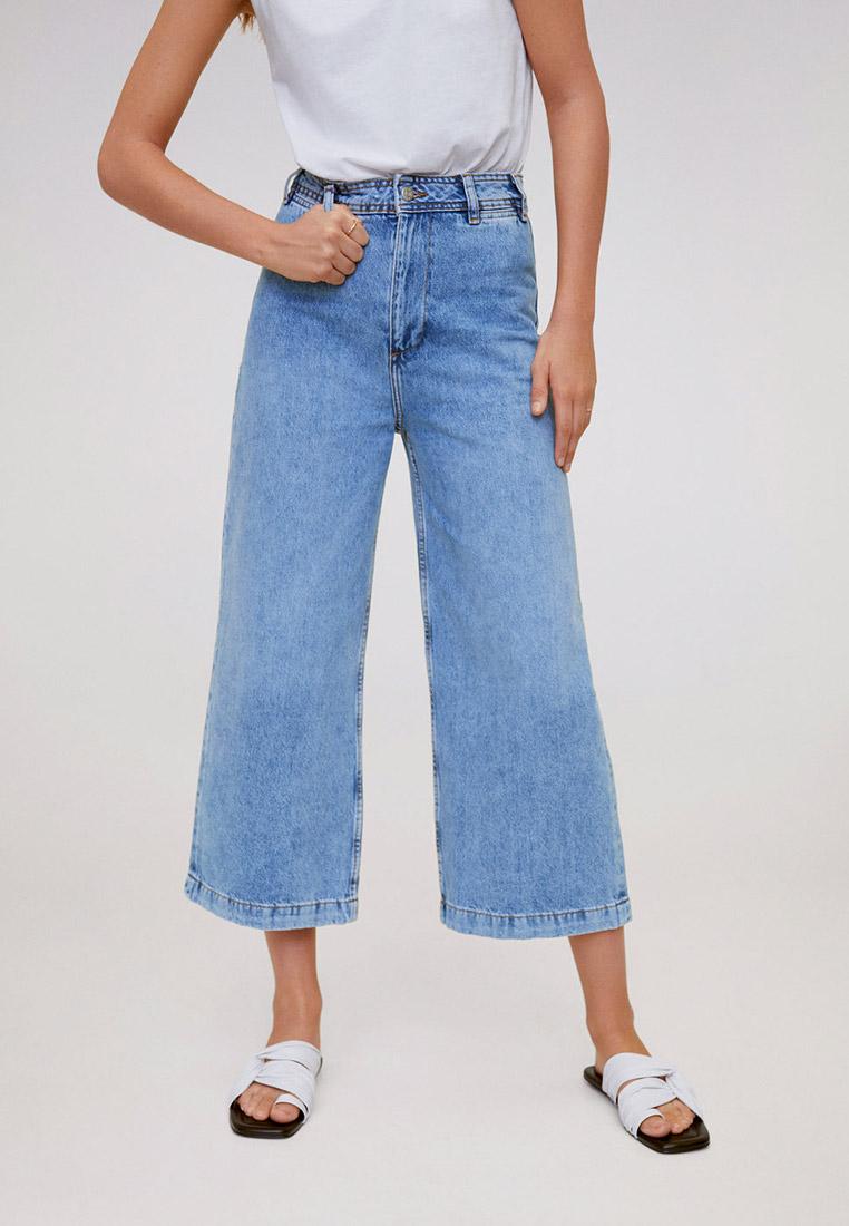 Широкие и расклешенные джинсы Mango (Манго) 77020551