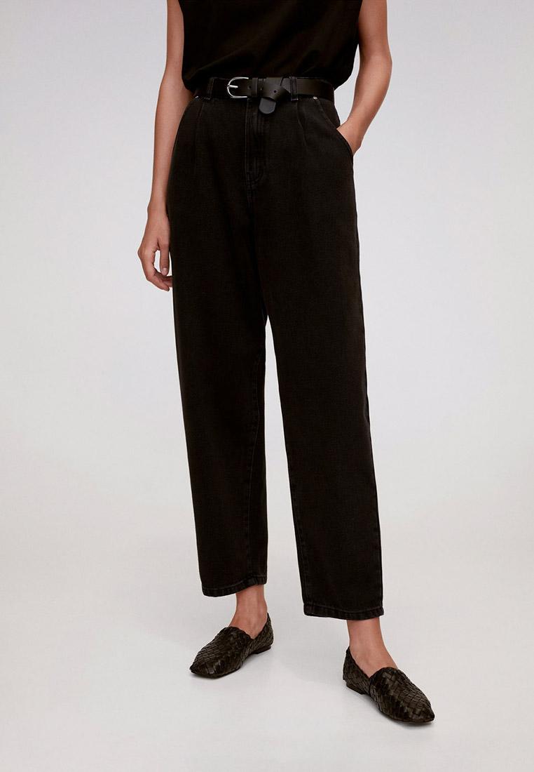 Широкие и расклешенные джинсы Mango (Манго) 77090559