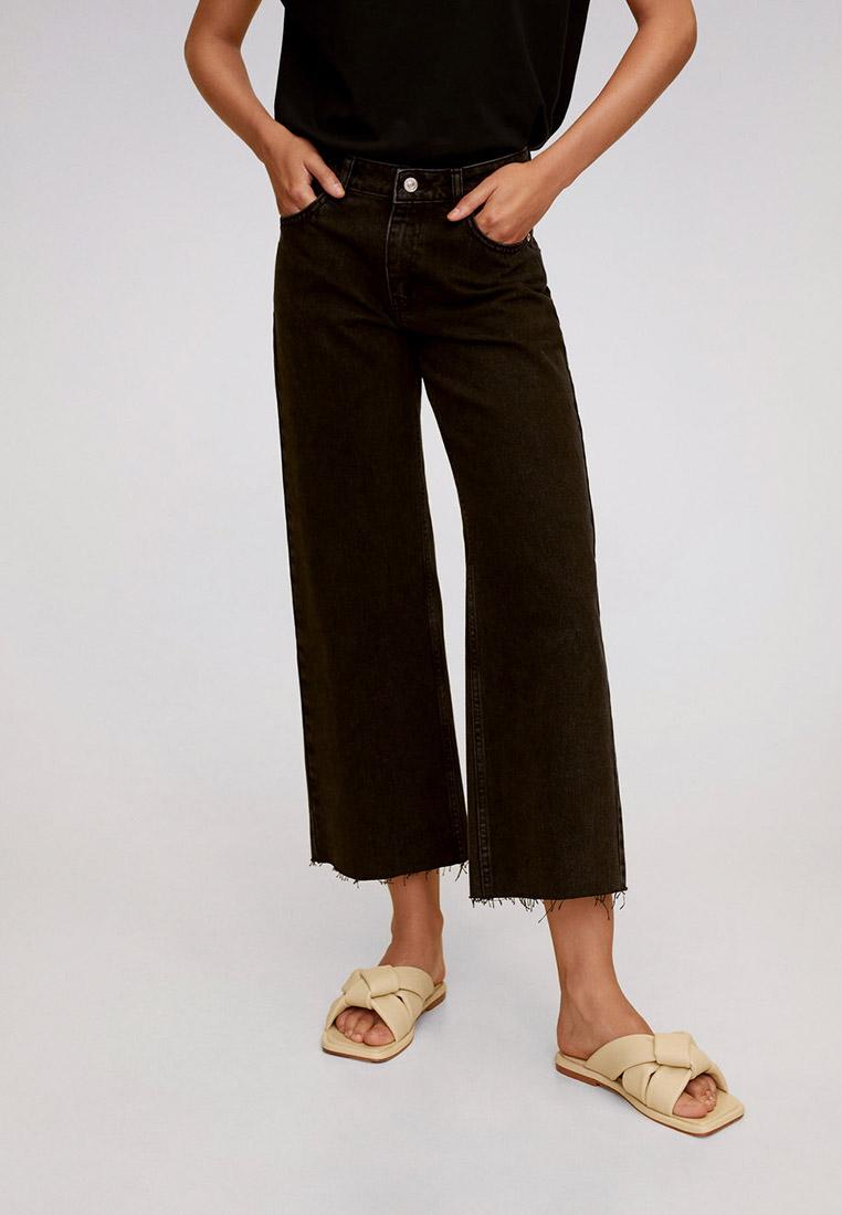 Широкие и расклешенные джинсы Mango (Манго) 77012888