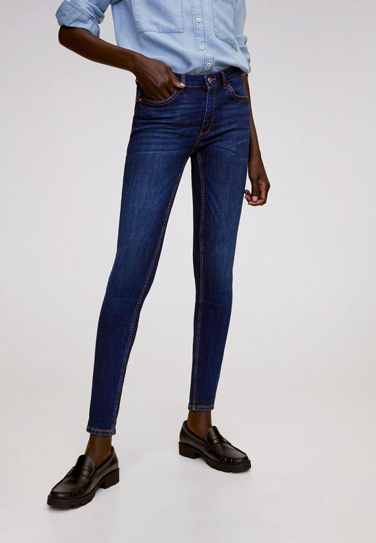 Зауженные джинсы Mango (Манго) 77010535
