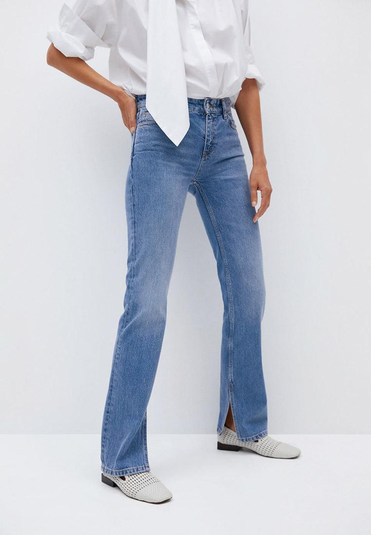 Широкие и расклешенные джинсы Mango (Манго) 77022898