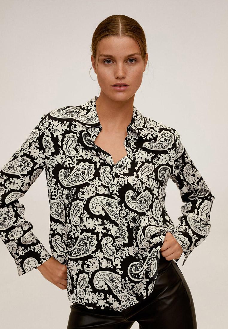 Женские рубашки с длинным рукавом Mango (Манго) 77062510