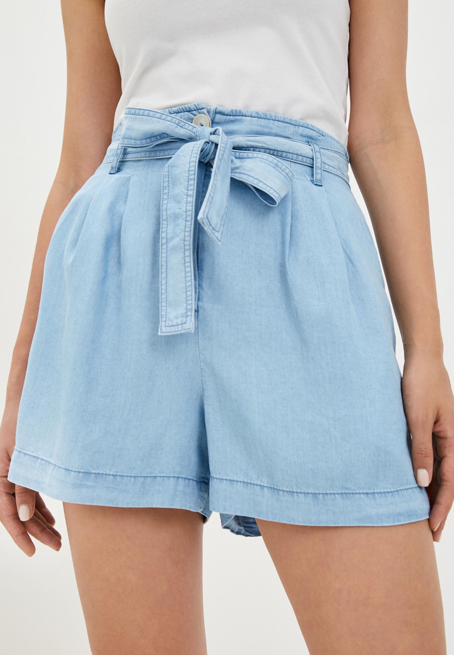 Женские джинсовые шорты Mango (Манго) 67079212