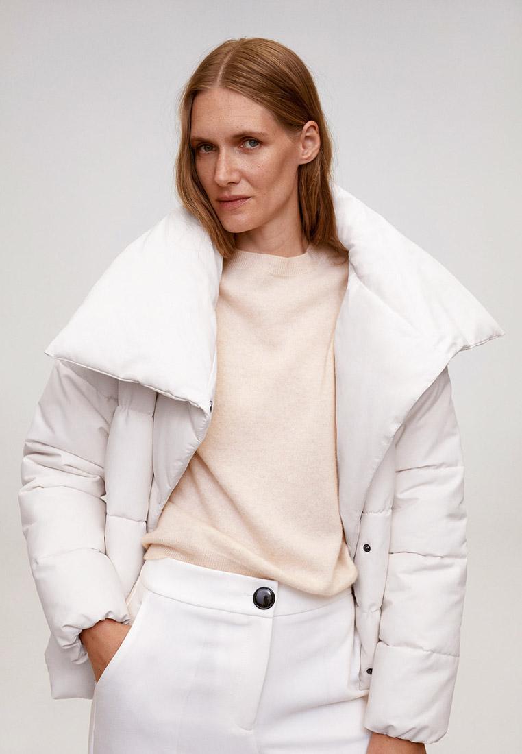 Утепленная куртка Mango (Манго) 77034384