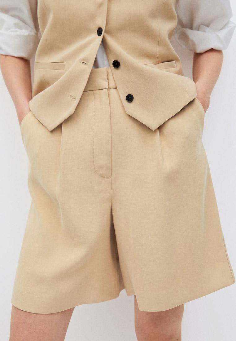 Женские повседневные шорты Mango (Манго) 77072511