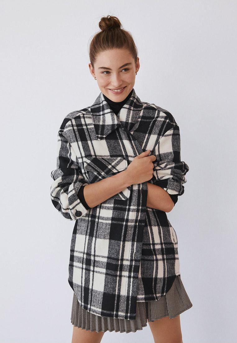 Женские рубашки с длинным рукавом Mango (Манго) 77025133