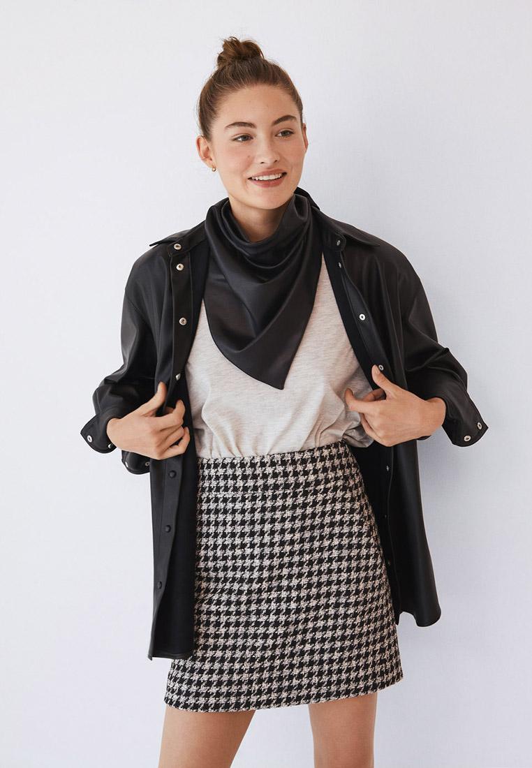 Женские рубашки с длинным рукавом Mango (Манго) 77014415