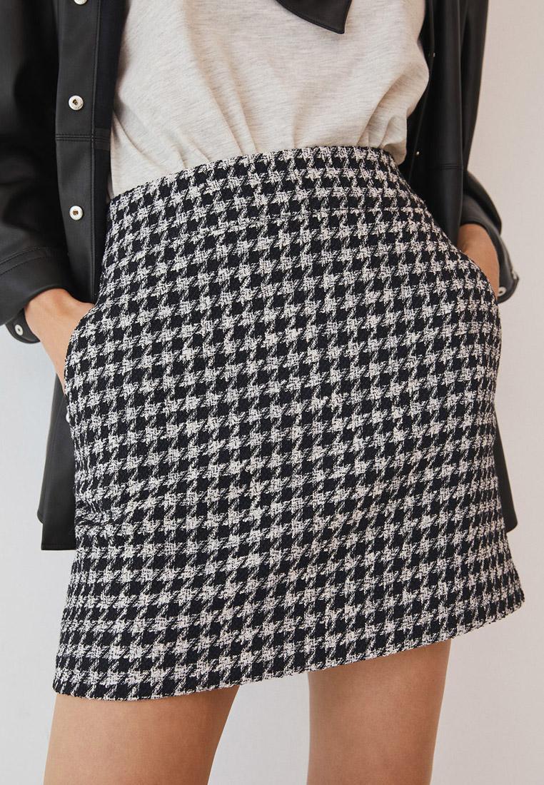 Прямая юбка Mango (Манго) 77035133