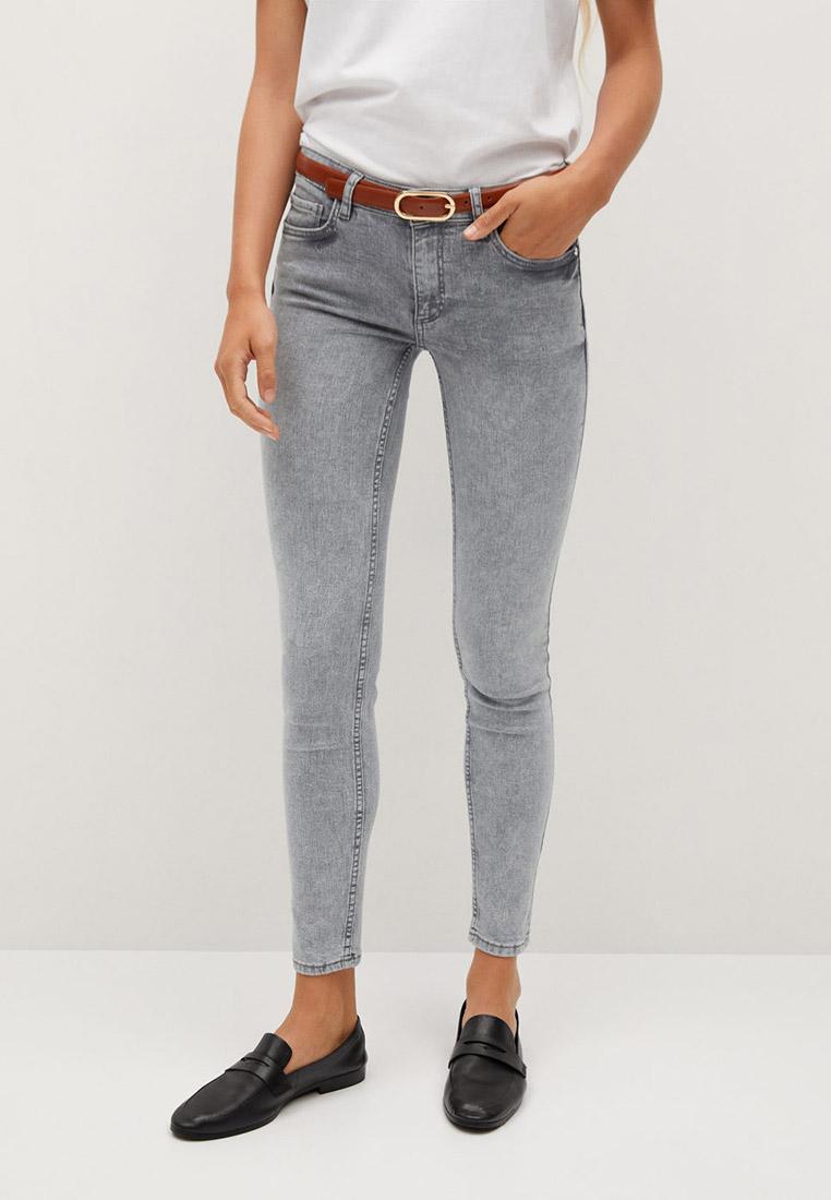 Зауженные джинсы Mango (Манго) 77005915
