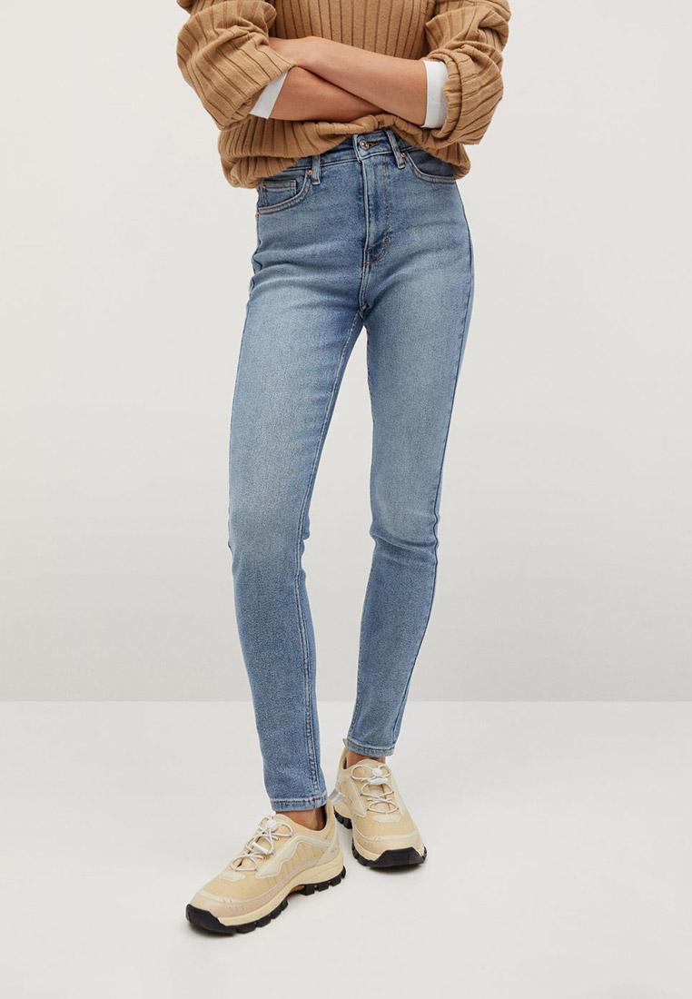 Зауженные джинсы Mango (Манго) 77005913