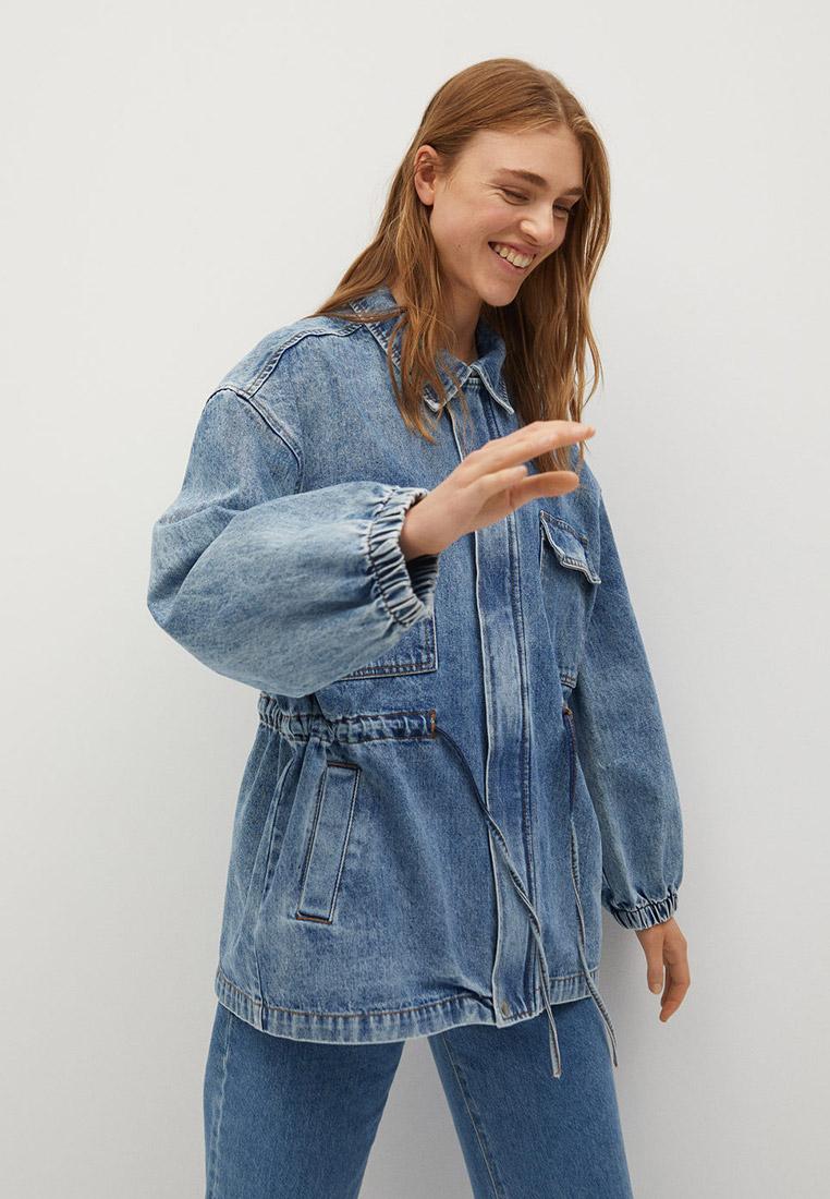 Джинсовая куртка Mango (Манго) 77084423