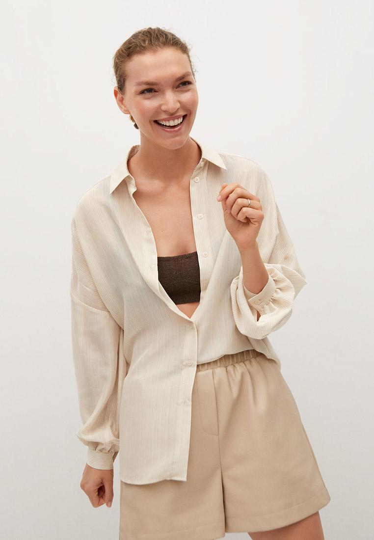 Женские рубашки с длинным рукавом Mango (Манго) 77054414