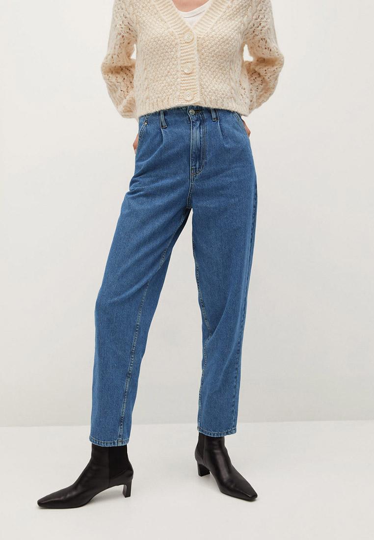 Прямые джинсы Mango (Манго) 77005956
