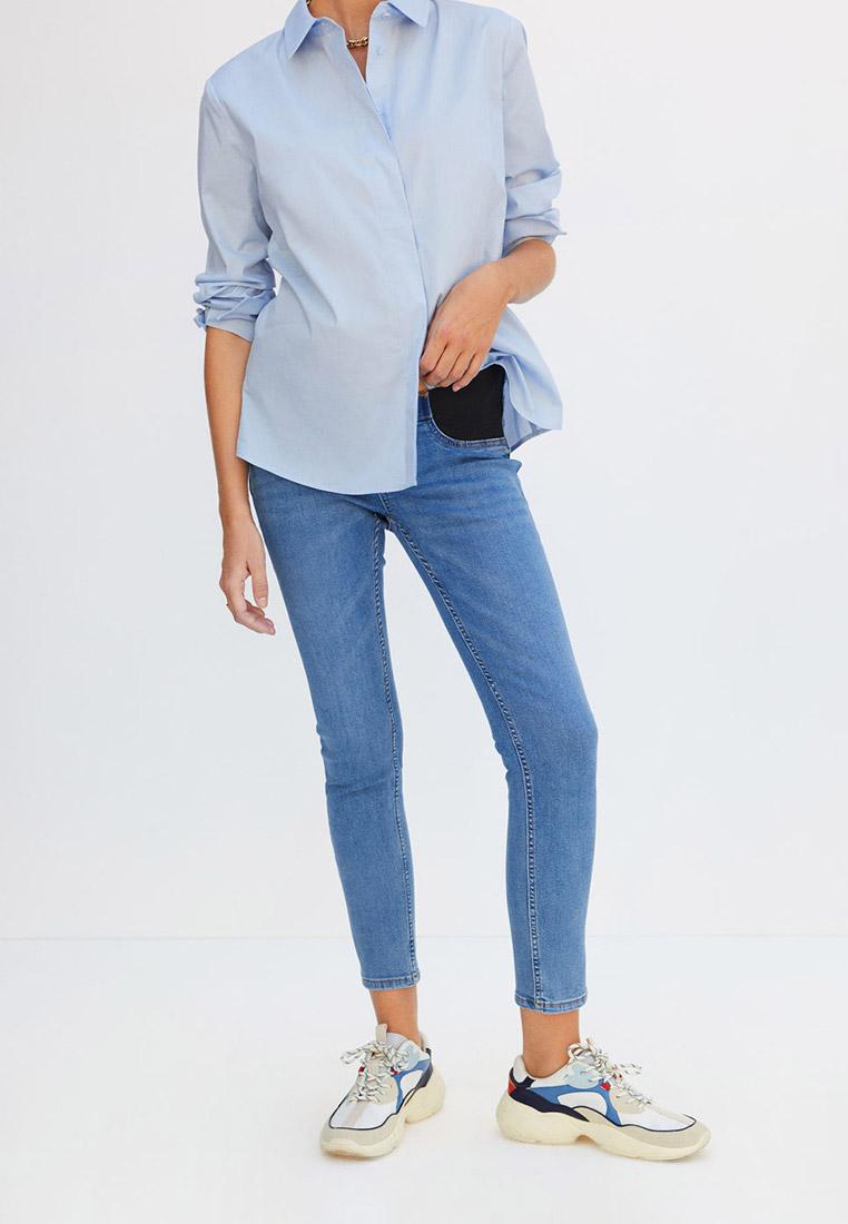 Зауженные джинсы Mango (Манго) 77040068
